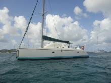 Dufour - Nautitech Nautitech 395 : En Martinique